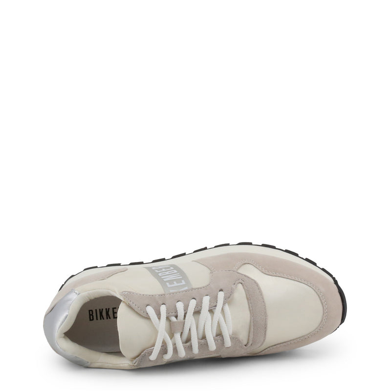 Bikkembergs Womens Trainers White FENDER-2087