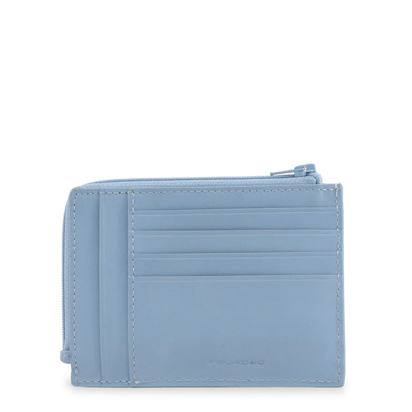 Piquadro Mens Wallet Light Blue PU1243B2