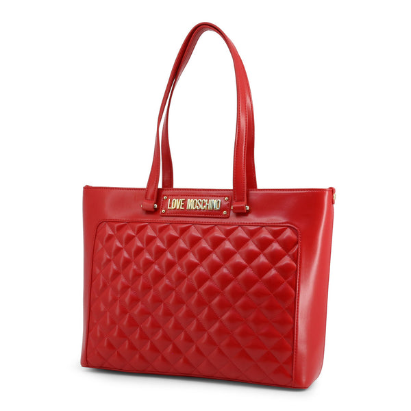 Love Moschino Tote Bag Red JC4003PP18LA