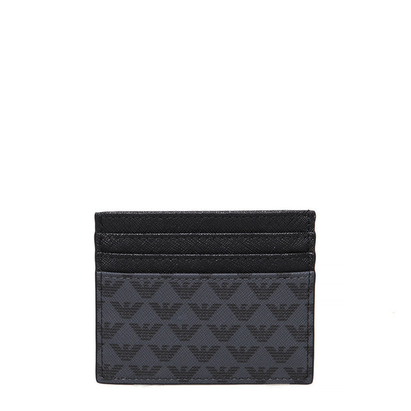 Emporio Armani Men's Black Wallet Y4R069_YG91J