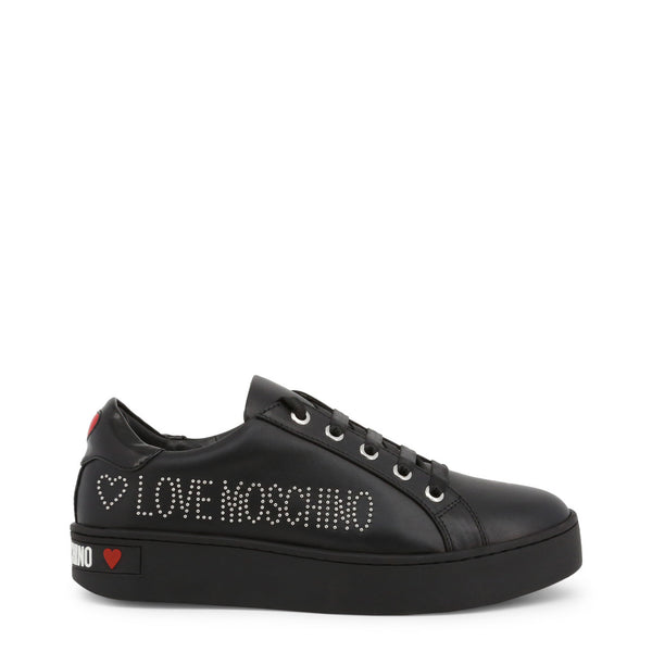 Love Moschino Women's Trainers Black JA15163G18IF
