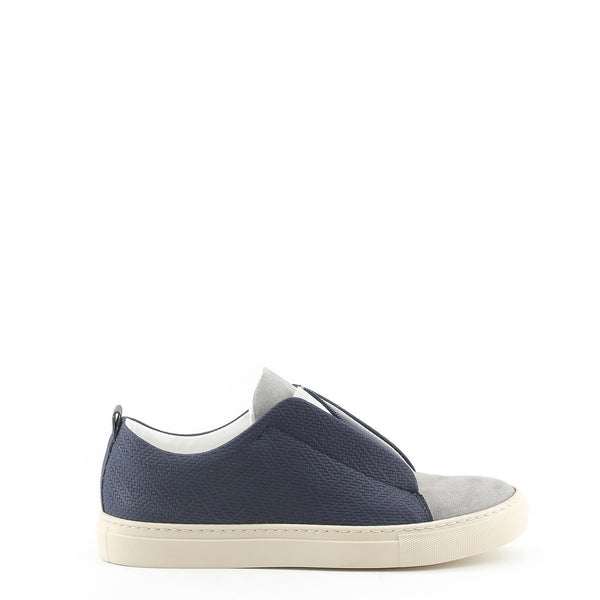 Made in Italia Men's Trainers Navy GREGORIO