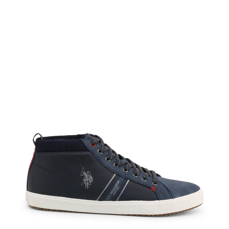U.S. Polo Assn. Men's Trainers Blue WOUCK7147W9_Y1