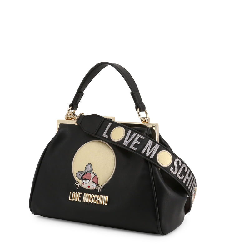 Love Moschino Handbag Black JC4312PP08KQ
