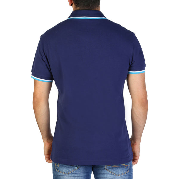 Versace Jeans Men's Polo Shirt B3GTB7P0-36571 Blue