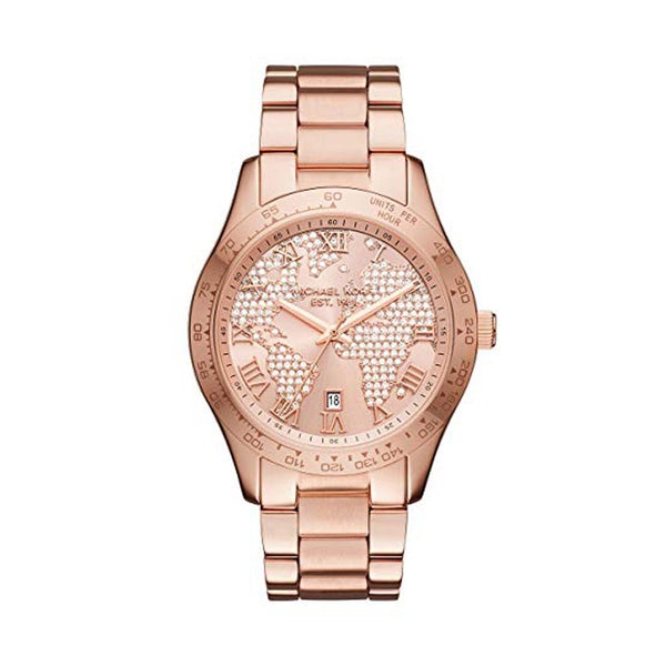Michael Kors Ladies Gold Watch MK6376