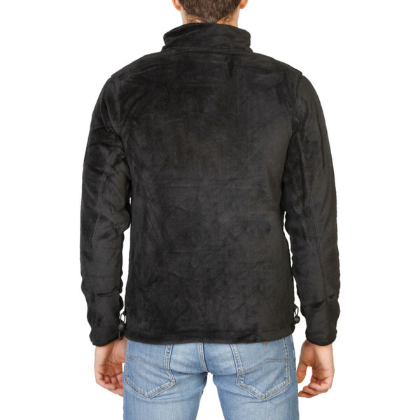 Geographical Norway Men's Jacket Black Upload_man