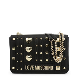 Love Moschino Shoulder Bag Black JC4236PP08KF