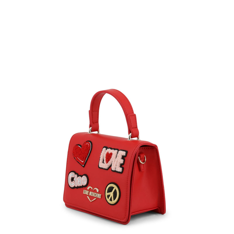 Love Moschino Red HandBag JC4084PP17LJ