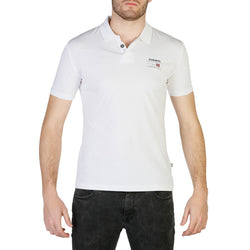 Napapijri Men's Polo White N0YHQK