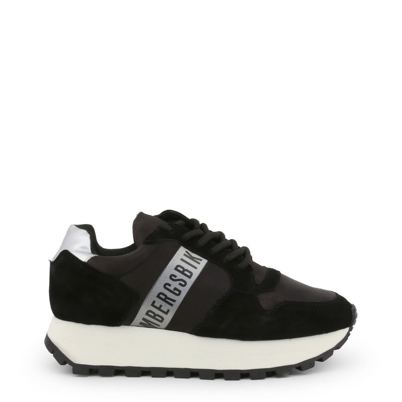 Bikkembergs Womens Trainers Black FENDER-2087