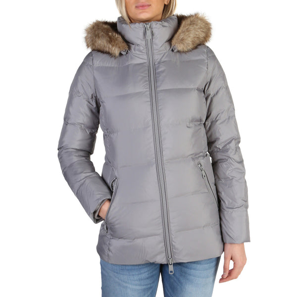 Tommy Hilfiger Women's Jacket Grey WW0WW20950