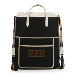 Fendi Backpack Black 7VZ040A1R3F11QH Unisex