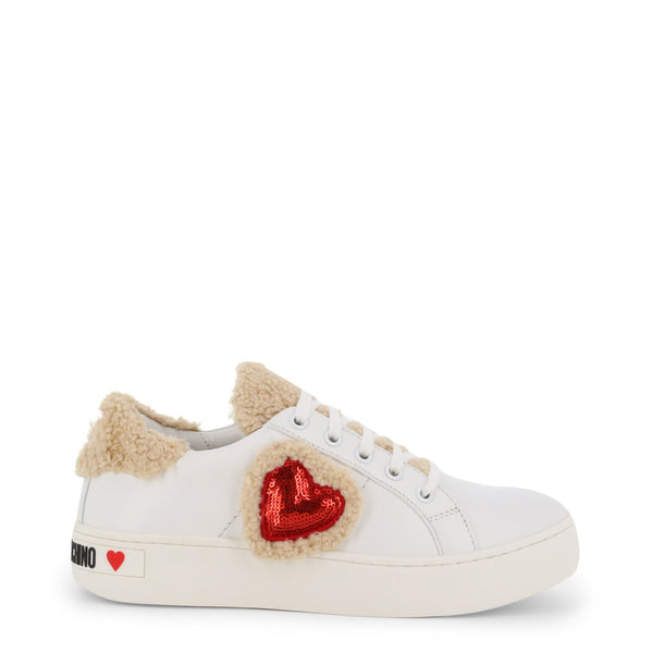Love Moschino Women's Trainers White JA15543G08JDX