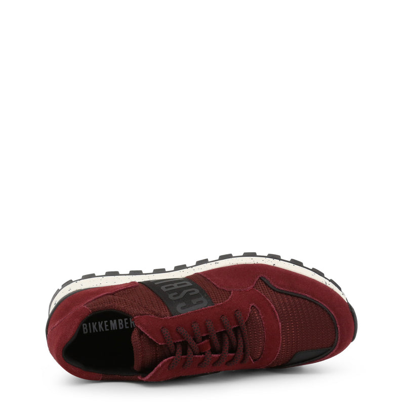 Bikkembergs Men's Trainers FENDER-2356 Red