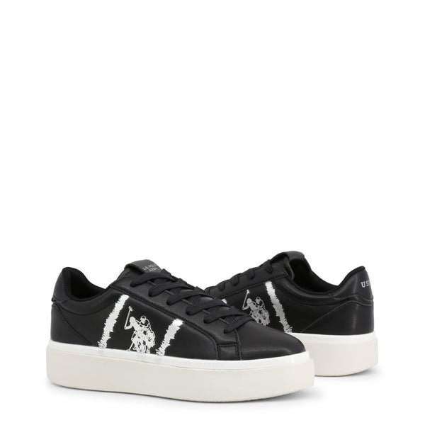 U.S. Polo Assn. Women's Trainers Black LUCY4179S0_Y1
