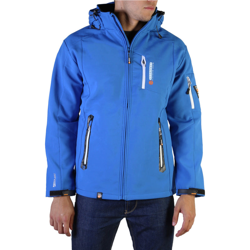 Geographical Norway Men's Jacket Blue Tichri_man