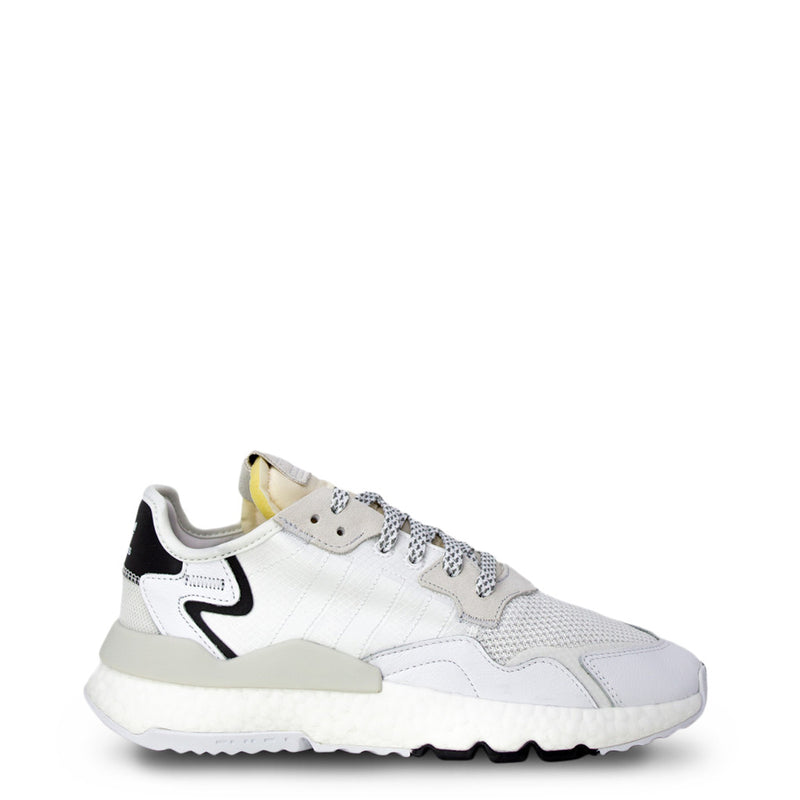 Adidas Nite Jogger Men's Trainers White / Grey