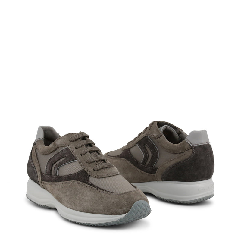 Geox Mens Shoes Grey HAPPY