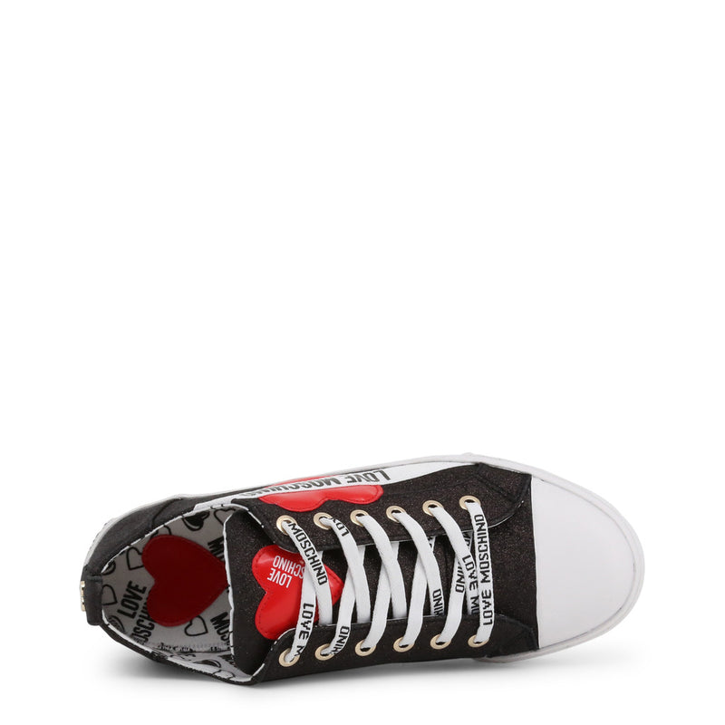 Love Moschino Women's Trainers Black JA15013G18IL