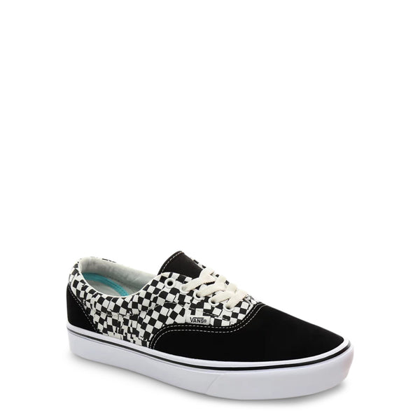 Vans Trainers Unisex Black Checkerboard Comfycush ERA_VN0A3WM9