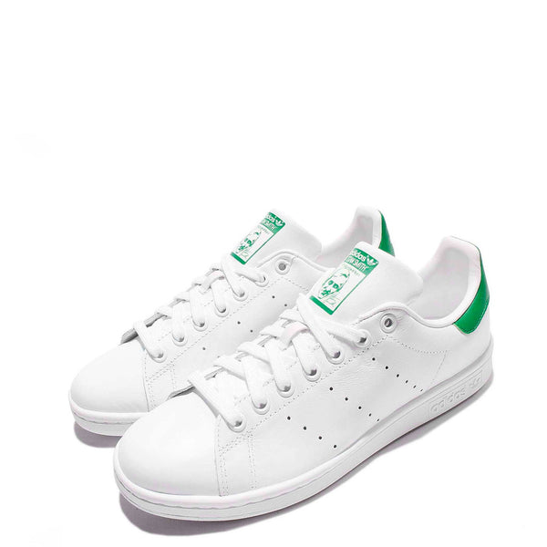 Adidas Stan Smith White Green Unisex Trainers M20324