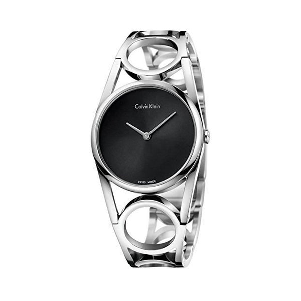 Calvin Klein Ladies Silver Watch K5U2M