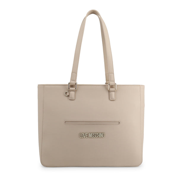 Love Moschino Shoulder Bag White - JC4103PP1ALQ