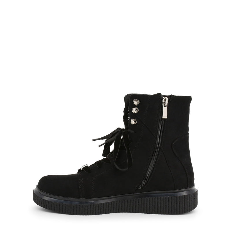 Laura Biagiotti Ankle Boots Black 5702-19_MICRO