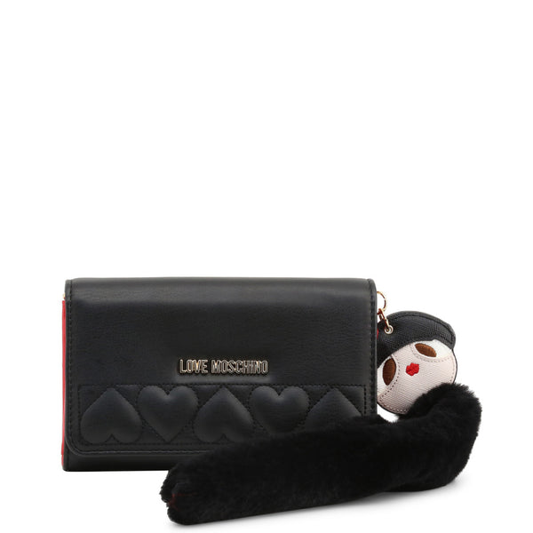 Love Moschino Clutch Bag Black JC5616PP18LO