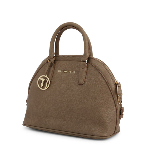 Trussardi Handbag Brown 75B701BA