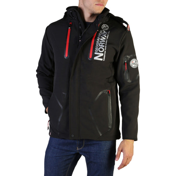 Geographical Norway Men's Jacket Black Tyreek_man