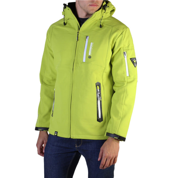 Geographical Norway Men's Jacket Green Tichri_man