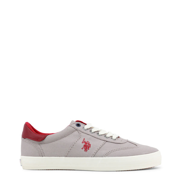 U.S. Polo Assn. Men's Trainers Grey MARCS4146S8_C1