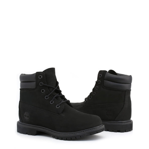 Timberland Men's Ankle Boots Black 6IN-DBL-COLLAR