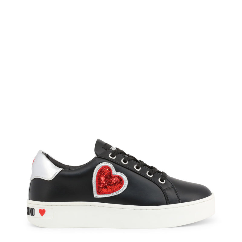 Love Moschino Women's Trainers Black JA15063G1AIF