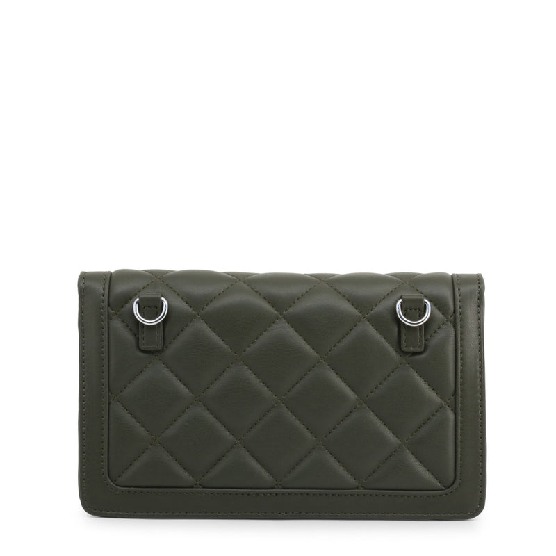 Love Moschino Clutch Bag Green JC4060PP18LH