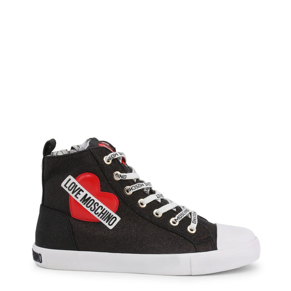 Love Moschino Women's Trainers Black JA15023G18IL
