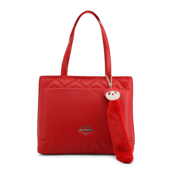 Love Moschino Shoulder Bag Red JC4088PP18LO