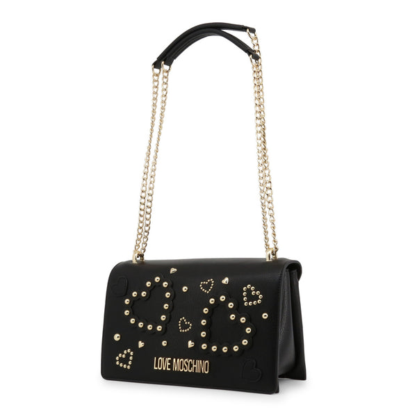 Love Moschino Shoulder Bag Black - JC4034PP1ALE