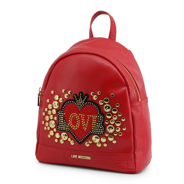 Love Moschino Backpack Red JC4105PP18LT