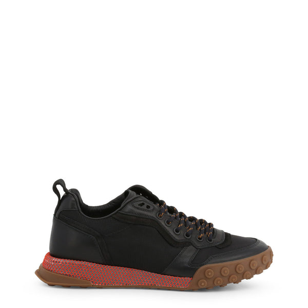Lanvin Men's Trainers Black SKBOLA-RISO