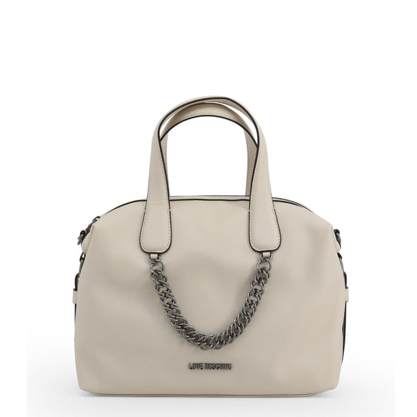 Love Moschino Handbag White JC4044PP18LE