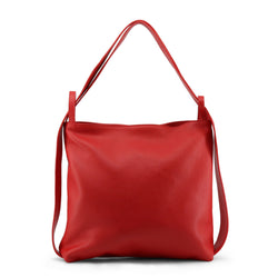 Made in Italia Shoulder Bag Red MADDALENA