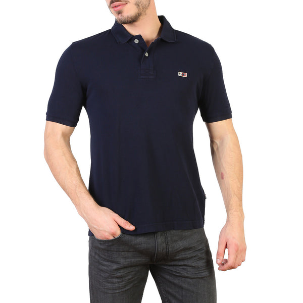 Napapijri Men's Polo Navy N0YHDX