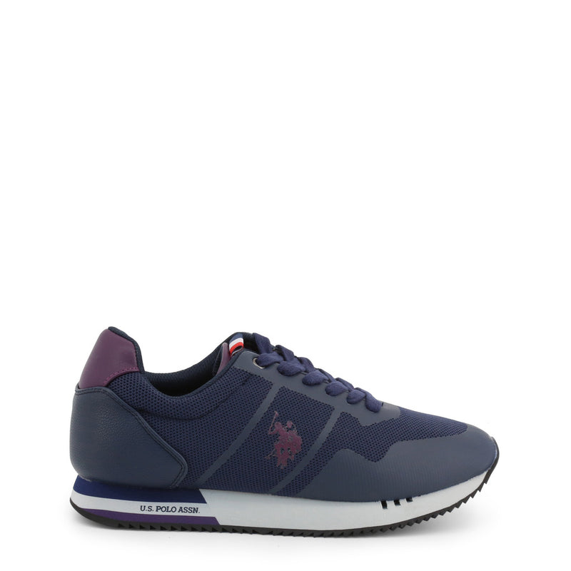 U.S. Polo Assn. Men's Trainers Blue CORAD4247W9_TS1