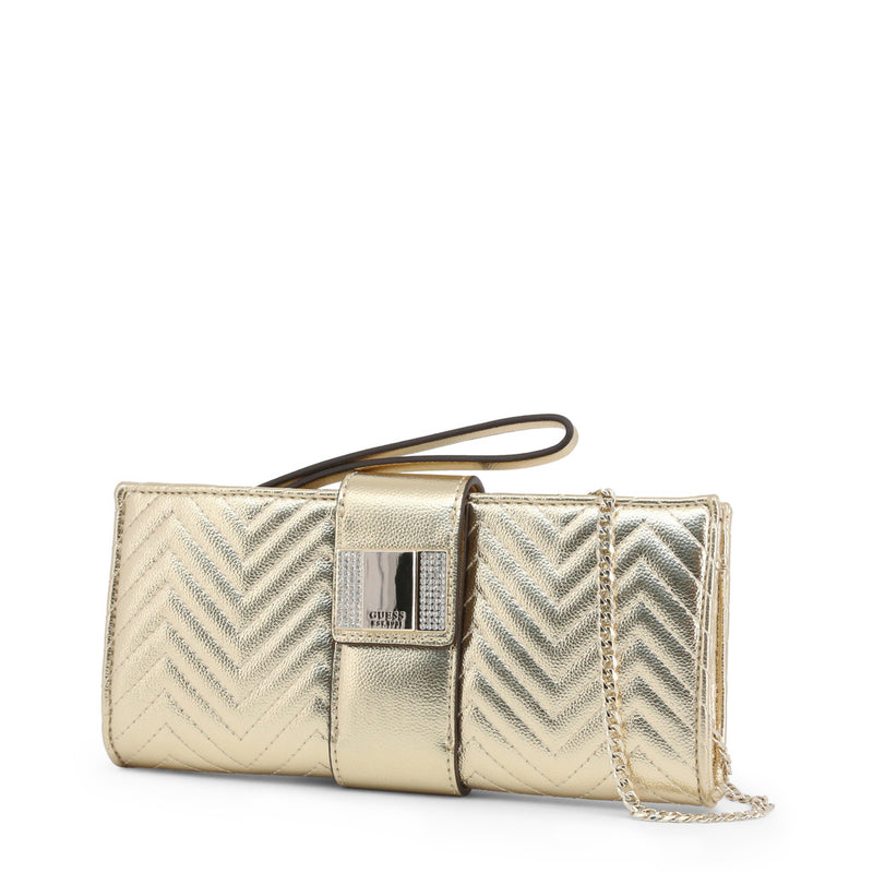 Guess Clutch Silver / Gold HWMQ75_87730