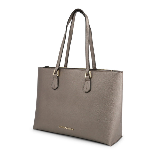 Emporio Armani Tote Bag Brown Y3D118-YH65A