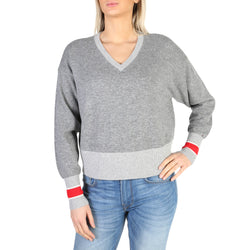 Tommy Hilfiger Women's Jumper Grey  WW0WW19677