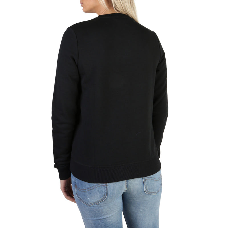 Tommy Hilfiger Women's Jumper Black WW0WW22672